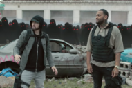 "Video: Eminem – ""Lucky You"""