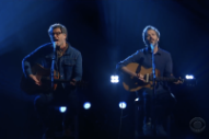 Watch Flight of the Conchords Play &#8220;Father and Son&#8221; on <i>Colbert</i>