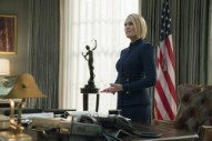 Claire Underwood Reveals Frank&#8217;s Fate in <i>House of Cards</i> Teaser
