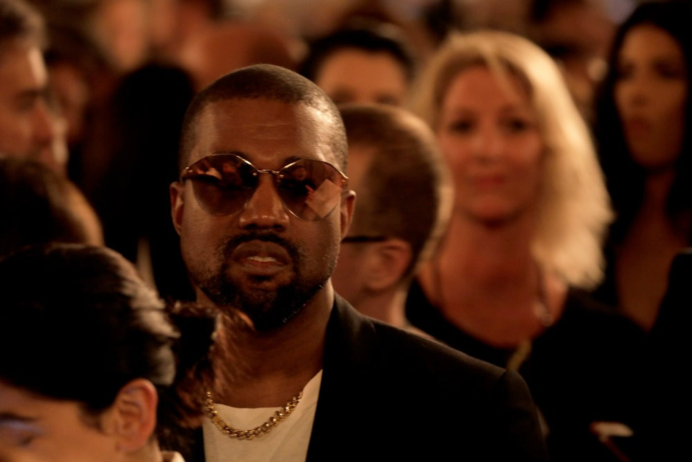 Kanye West Shows Up at The Fader Office, Says Crazy Shit