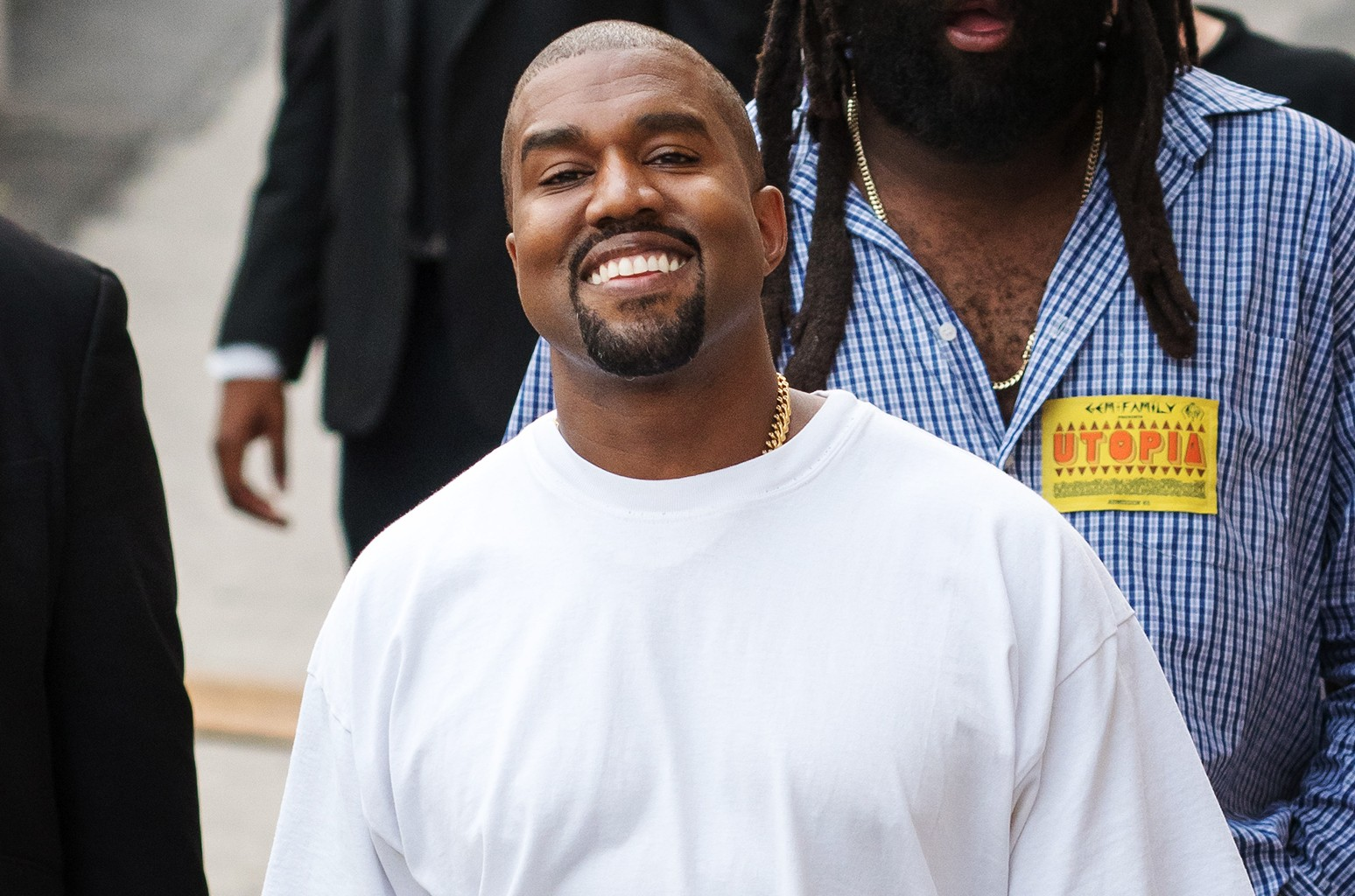 kanye-west-saint-throw-first-pitch-cubs-white-sox-game