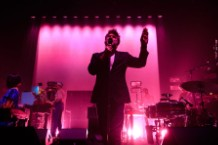 LCD Soundsystem Performs At Hollywood Palladium