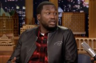 Watch Meek Mill Talk Prison Reform and Perform &#8220;Dangerous&#8221; on <i>Fallon</i>