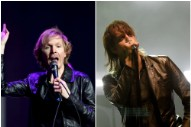 "Watch Beck and Julian Casablancas Cover The Human League's ""Don't You Want Me"""