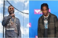 "Juicy J – ""Neighbor"" ft. Travis Scott"
