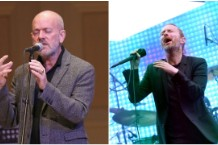 R.E.M. Live at the BBC Thom Yorke Michael Stipe