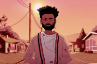 "Watch Childish Gambino's New Animated ""Feels Like Summer"" Video"