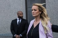 "Stormy Daniels: Trump's Mushroom Dick Was Small But ""Not Freakishly"" So"