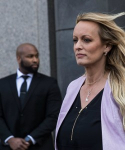 Stormy Daniels: Trump's Mushroom Dick Was Small But