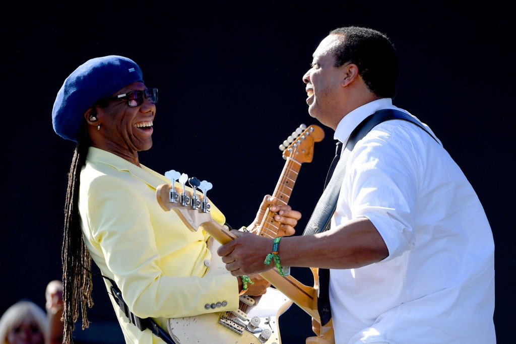 chic it's about time new album stream