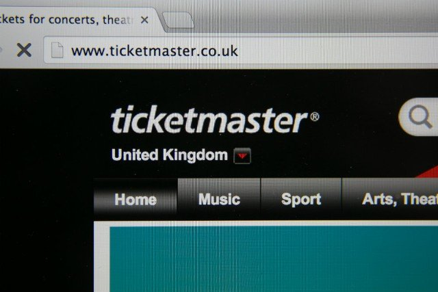 Ticketmaster allegedly colluding with scalpers