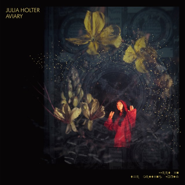julia holter aviary cover