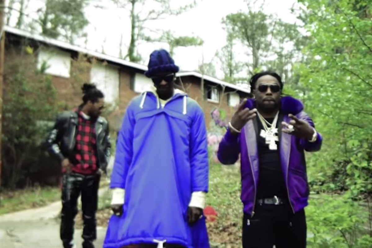 """young scooter - """"tripple cross"""" ft future and young thug video"""