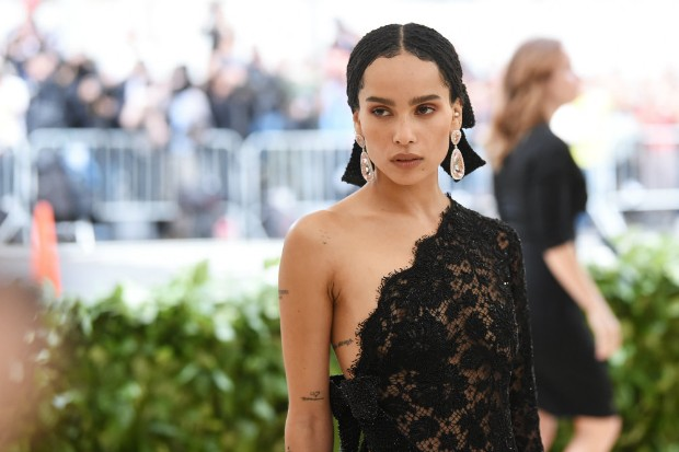 Zoe Kravitz to Star in Disney's High Fidelity TV Adaptation