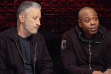 jon stewart dave chappelle cnn interview a star is born