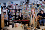 Watch Florence + The Machine's Tiny Desk Concert