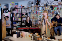 Florence + The Machine Tiny Desk Concert