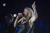 Watch Courtney Love and Melissa Auf Der Maur Perform 3 Hole Classics