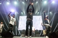 Watch Wu-Tang Clan Perform Two <i>36 Chambers</i> Classics on <i>Kimmel</i>