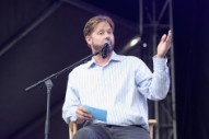 Hear a New Tim Heidecker Song to Benefit the Hebrew Immigrant Aid Society