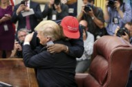 Kanye West Gifted Donald, Ivanka, and Jared Custom Hats