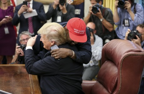 What Is Kanye West Even Getting Out of This?
