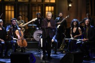 Watch Paul Simon Perform &#8220;Can't Run But&#8221; and &#8220;Bridge Over Troubled Water&#8221; on <i>SNL</i>