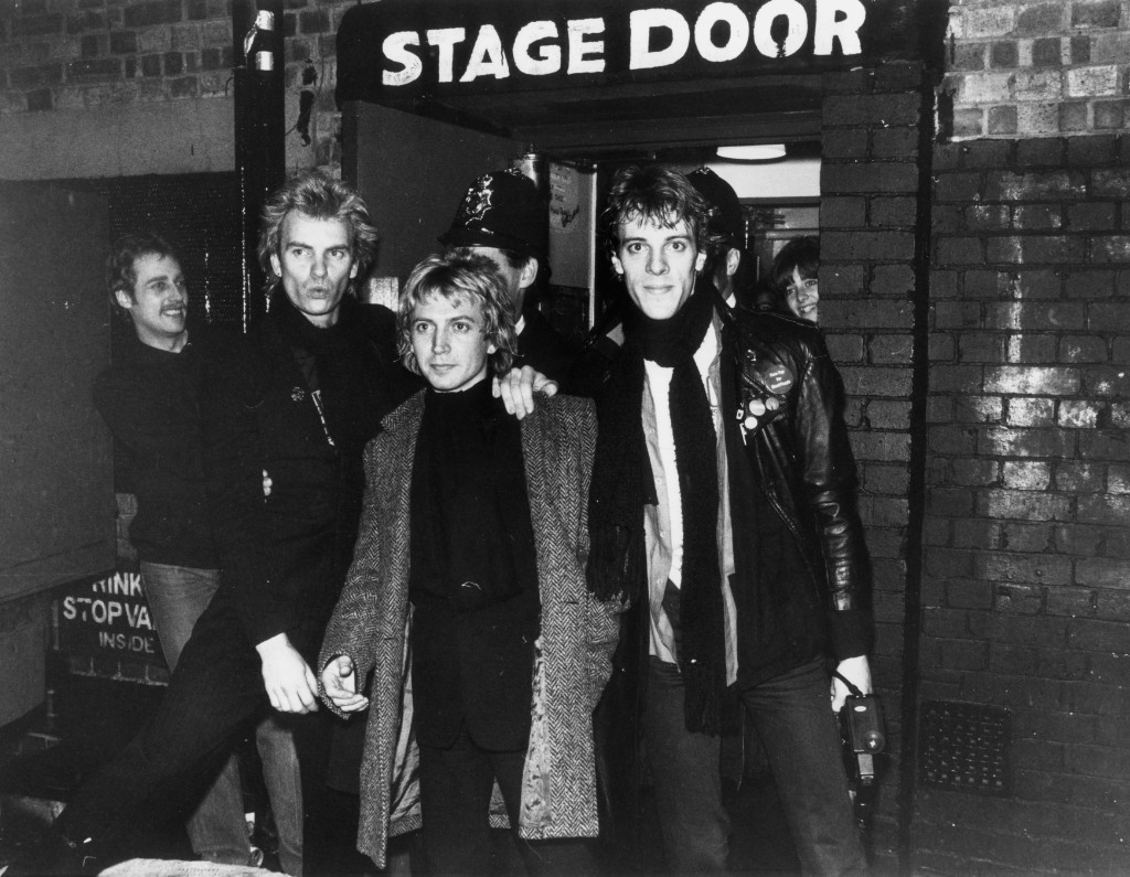 The Police Announce Career Spanning Box Set Spin