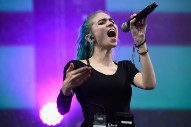 Hear Grimes' New Collaboration with Jimmy Urine