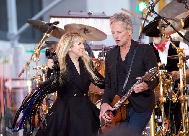Lindsey Buckingham Says Stevie Nicks Had Him Fired from Fleetwood
