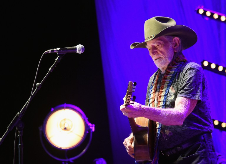"willie nelson beto o'rouke ""vote em out"" listen"