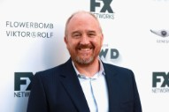 Louis C.K. Makes Another Surprise Appearance at NYC's Comedy Cellar