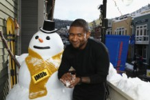 Usher Twitter Account A Album