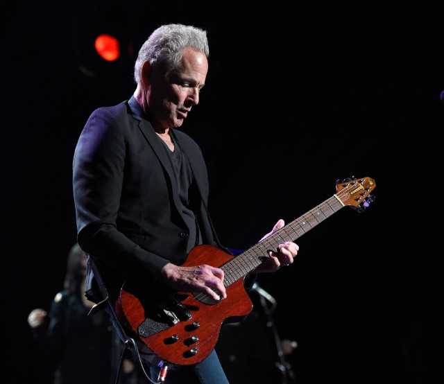 Hear Two New Songs From Lindsey Buckingham's Solo Anthology