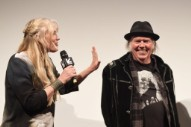 Neil Young and Daryl Hannah Are Definitely Married