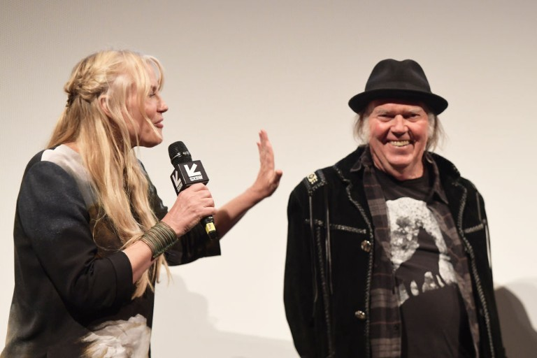 Daryl Hall Neil Young Marriage