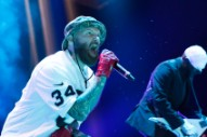 ICP's Shaggy 2 Dope Attempts to Dropkick Fred Durst During Limp Bizkit Festival Set