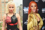 Everyone Caught in the Crossfire of Nicki Minaj and Cardi B's Beef