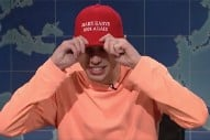 Pete Davidson Calls Out Kanye for Post-<i>SNL</i> Political Speech: &#8220;Where&#8217;s The Album?&#8221;