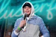 Pete Davidson Opens Up About Ariana Grande Split at LA Event