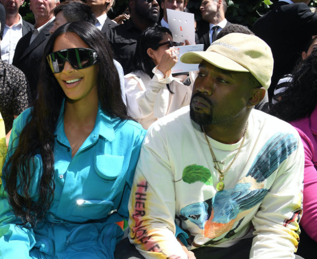 Kim Kardashian West Announces Release Date for Kanye's 'Yandhi' | SPIN