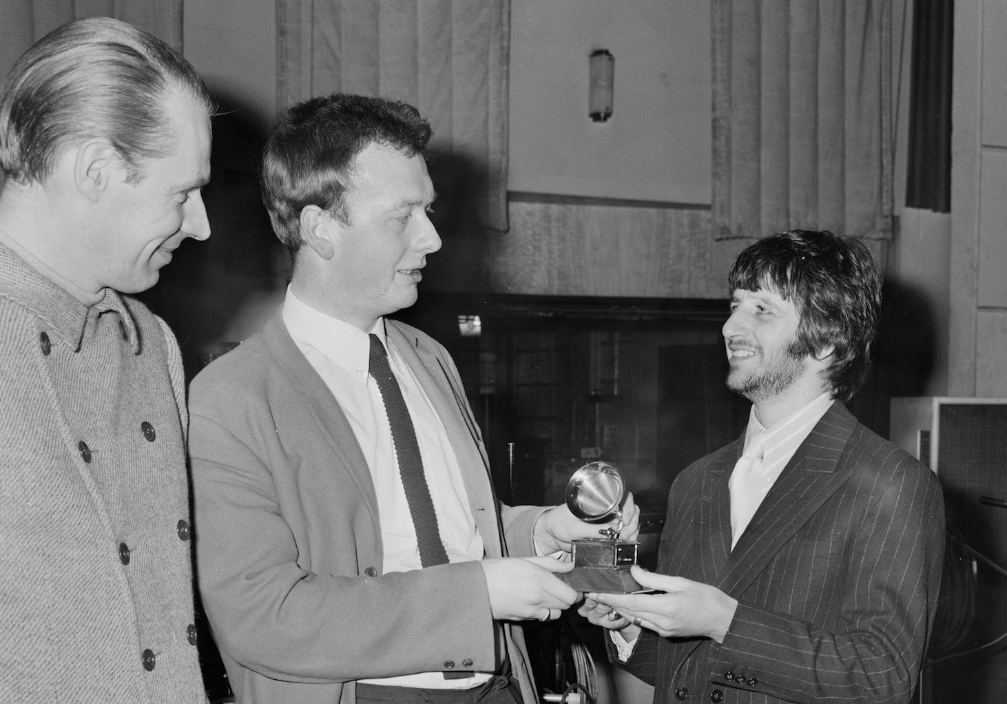 Geoff Emerick The Beatles Engineer Dead Obituary