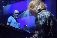 "Watch R.E.M.'s 2003 Performance of ""Nightswimming"" From Their Upcoming BBC Box Set"