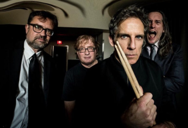 Ben Stiller Punk Band Capital Punishment EP Record Store Day