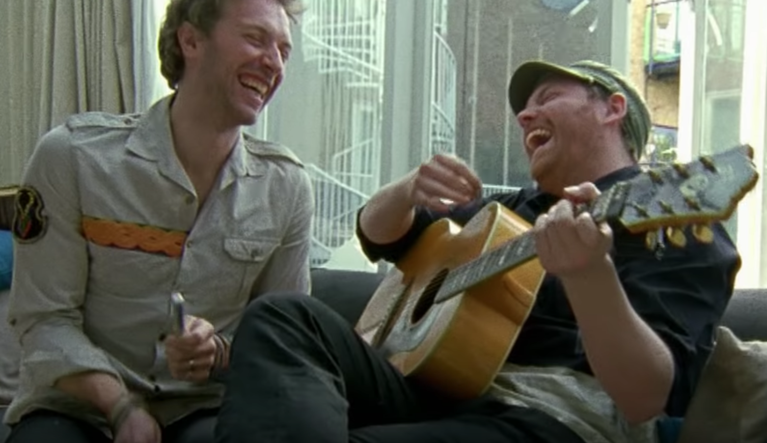 Coldplay A Head Full of Dreams Documentary