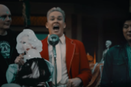 "The Video for Smashing Pumpkins' ""Silvery Sometimes (Ghosts)"" Features Mark McGrath: Watch"