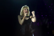 "Watch Courtney Love Perform ""Celebrity Skin"" and ""Malibu"" With 1500 Backing Musicians"