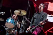 Nirvana Reunion Dave Grohl Krist Novoselic