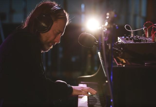 Thom Yorke Suspiria Unmade BBC Radio Performance Watch