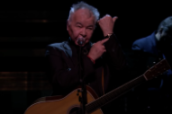 """Watch John Prine's Funny and Charming Performance of """"When I Get to Heaven"""" on <i>Fallon</i>"""